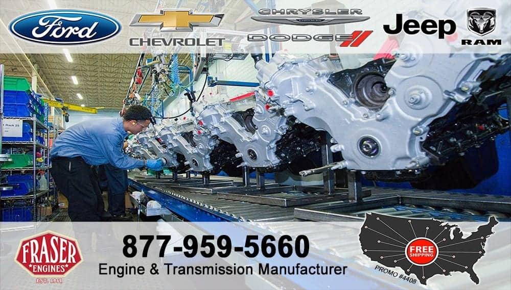Engines And Transmissions Fraser Engines & Transmission