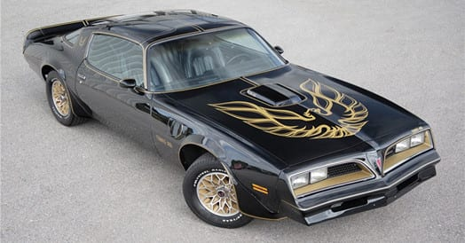 Smokey and the Bandit - Trans Am