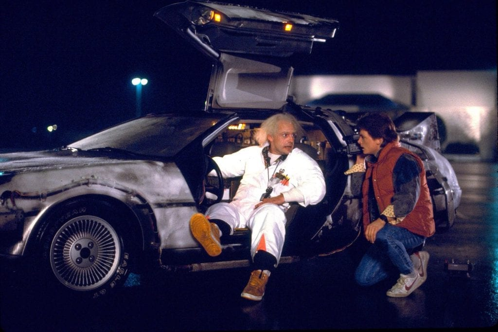 back to future 1
