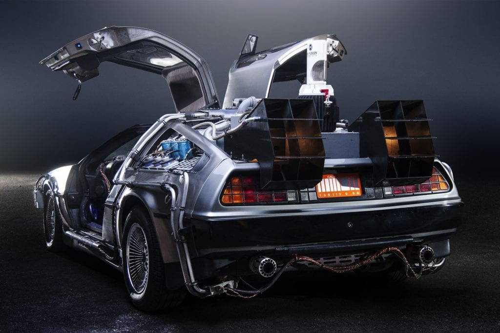 back to future 2