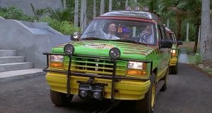 fff jurassic park ford exp scene early
