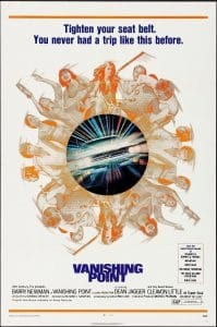 fff vanishing point 1970 charger dvd cover