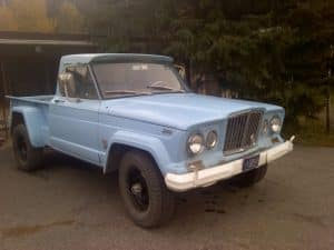 fff tremors 1963 jeep gladiator front angle