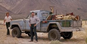 fff tremors 1963 jeep gladiator scene 2