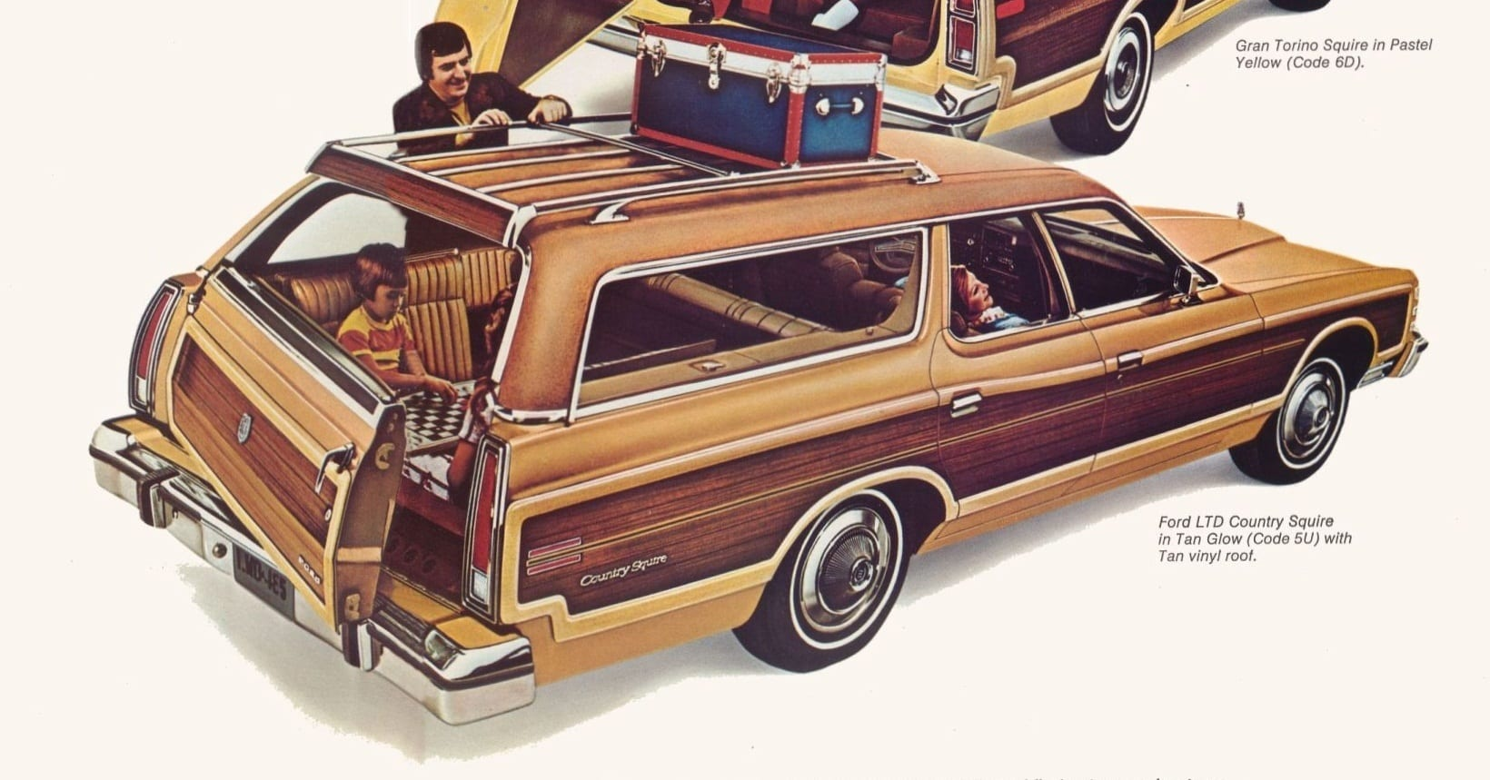 FRASER Fast Facts – Vol. 1, Issue 46 — The Way Back Station Wagons
