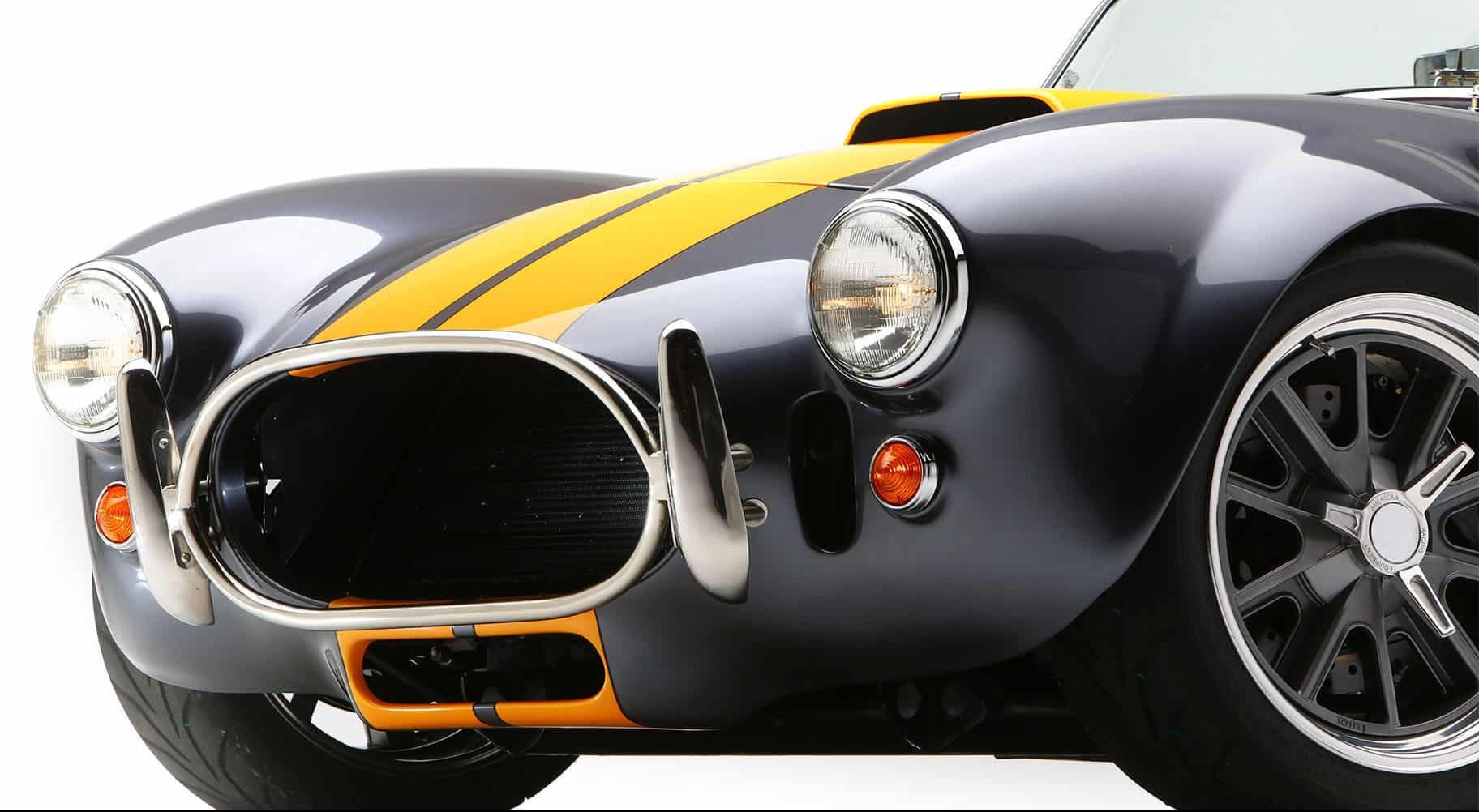 FRASER Fast Facts – Vol. 1, Issue 44 — Kit Cars – 427 Cobra Replica