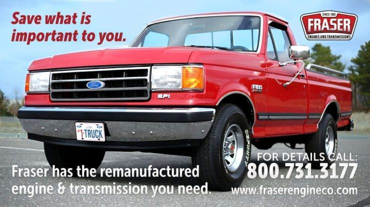 Ford Truck Engine Reman