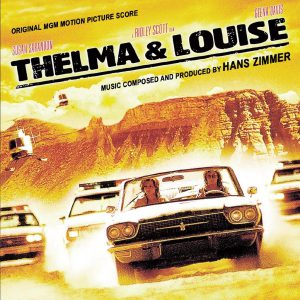 fff thelma louise dvd cover
